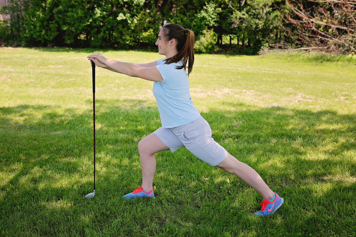 Golf Stretches From Your Chiropractor
