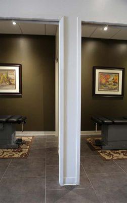 Chiropractor Rooms